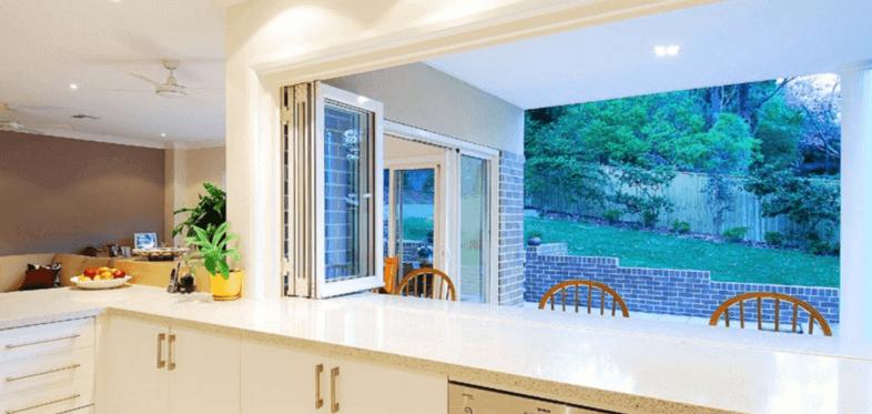 Bi-fold Windows