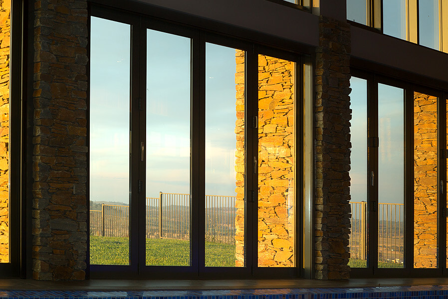 Bi Fold Doors - Inside Out