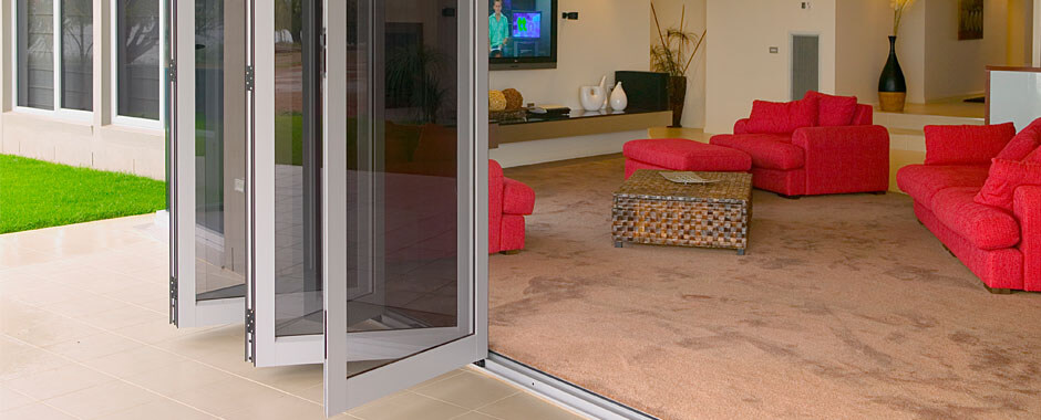 Bi Fold Doors - Lounge Area