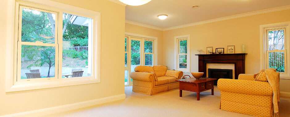 Double Hung Windows - Classic Home