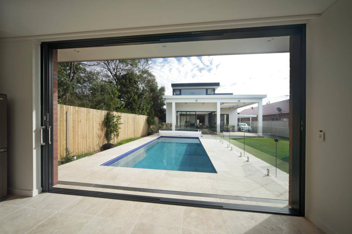 Sliding Doors - Modern Bungalow