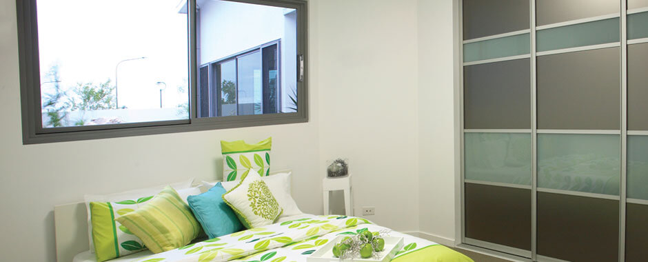 Sliding Windows - Bedroom