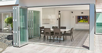 Bi-Fold Doors & Vantage Residential | Regency Windows